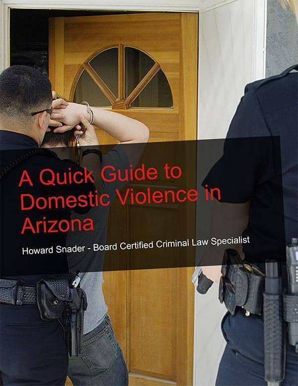 domestic Violence in Arizona