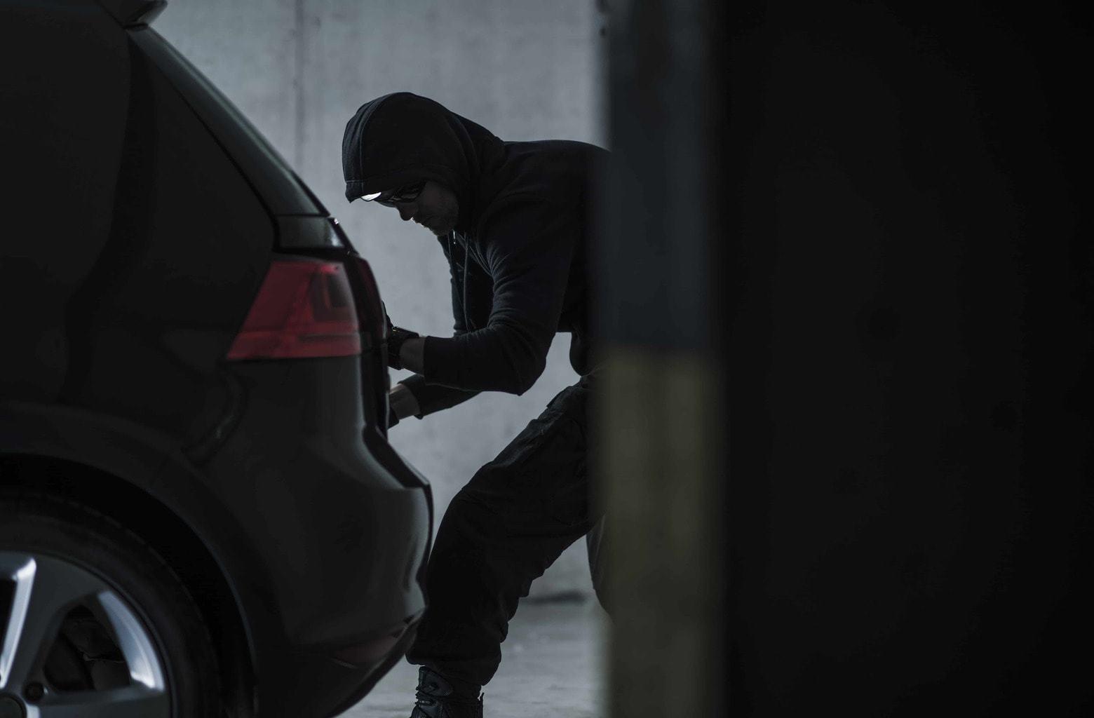 Motor Vehicle Theft in Arizona